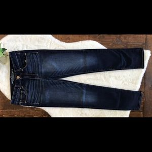 American Eagle Super Stretch Skinny Jeans, 6S